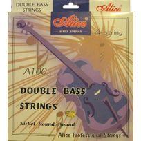 Alice - Jeu de 4 cordes pour Contrebasse - en boite