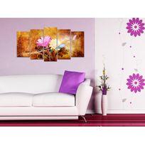 tableau bouquet fleurs achat tableau bouquet fleurs pas cher rue du commerce. Black Bedroom Furniture Sets. Home Design Ideas
