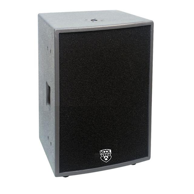 Kool Sound Caisson de basse 600W Boomer 38 cm V-sub