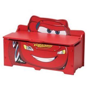 Disney coffre jouets cars pm pas cher achat vente malles coffres rueducommerce - Grand coffre a jouet cars ...