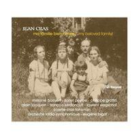 Timpani - Ma famille bien aimée - Mélodies - Oeuvres violon piano