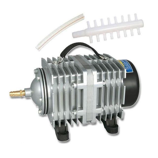 Wewoo Pompe aquarium 390W 158L / Min compresseur de à air électromagnétique poisson augmentation la capacité du réservoir d'ox