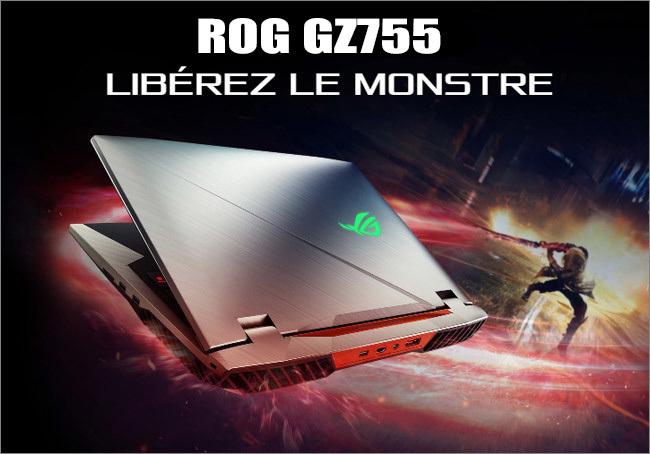 ASUS ROG GZ755
