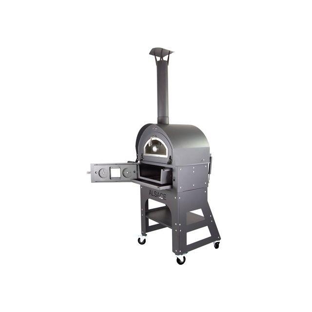 Support pour Chignon /Ø 59,5 cm Noir BBQ-Toro Po/êle /à Barbecue en Fonte avec 3 Pieds Ronds