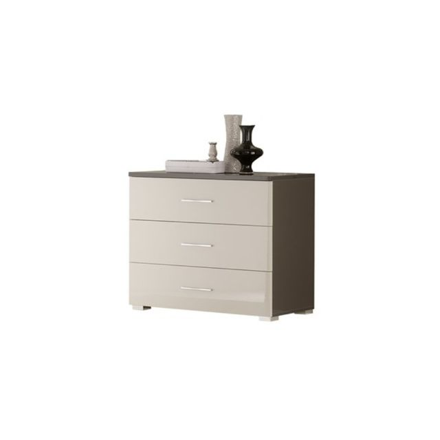 Altobuy Moon - Commode 3 Tiroirs