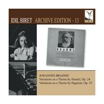 Archives Nationales - Idil Biret - Archive Edition /Vol.13