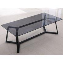 Acier Noir 2e Et Table Démarque 8wmn0n Verre Soldes Basse 8wNvmn0