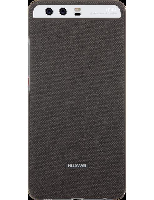 Huawei Coque rigide brune pour P10