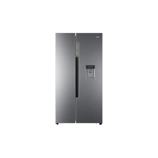 HAIER Réfrigérateur américain - HRF-522IG6 - Silver