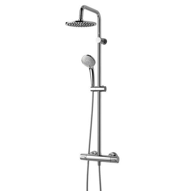 Ideal Standard Colonne Douche Thermostatique Idealrain De Ideal