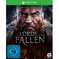 Koch Media - Lords Of The Fallen - Limited Edition IMPORT Allemand, JEU Xbox One Jeux Video Xbox One