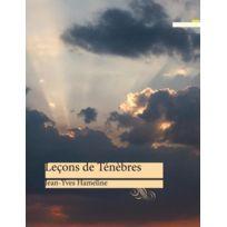 Ambronay Editions - Leçons de ténèbres