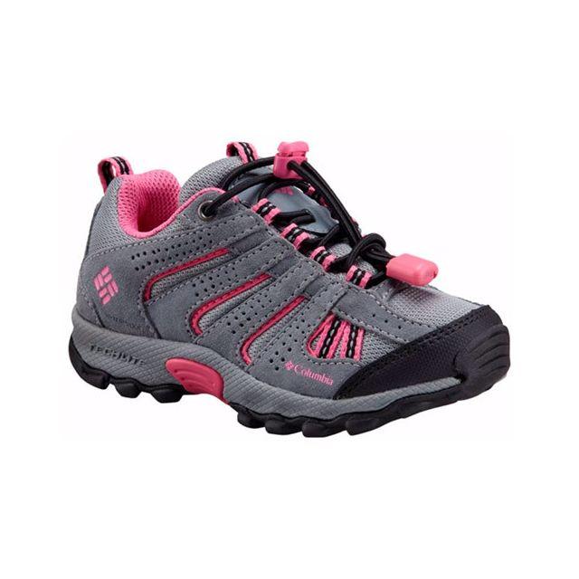 Gris De Chaussures Plains Rose North Columbia Marche Waterproof 4CwZHqf