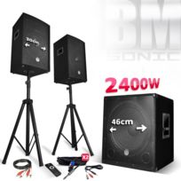 Bm Sonic - Bms1812-USB-BT-MP3