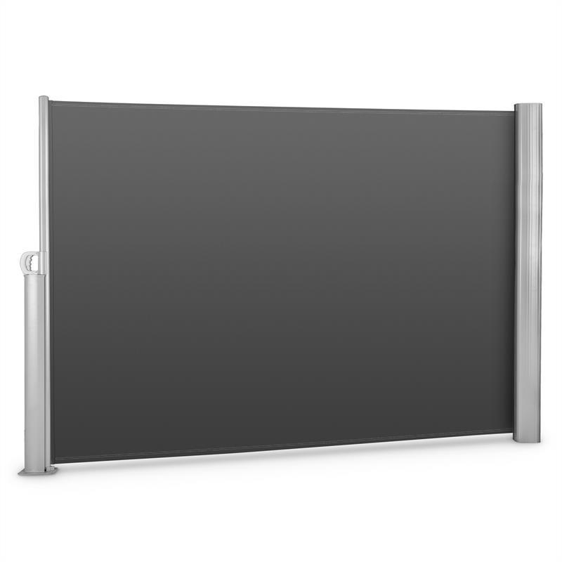 Bari 320 Store latéral 300x200cm aluminium anthracite