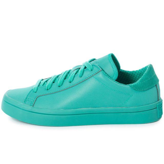 Court Vert W Vantage Adidas Shock Originals Adicolor Mint 40 yY6bf7vg
