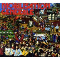 - Compilation - Mobilisation générale French protest and spirit jazz 1970-1976, Vynil