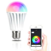 Maison Autres Fine Pack 3 Ampoule Led Couleur Contrôle Bluetooth