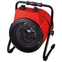 BLUESKY - Chauffage de garage IPX4 - BGH3000X4-17 - Noir/Orange
