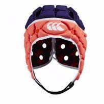 Canterbury - Casque Rugby Ventilator Firecracker - taille : M - couleur : Bleu