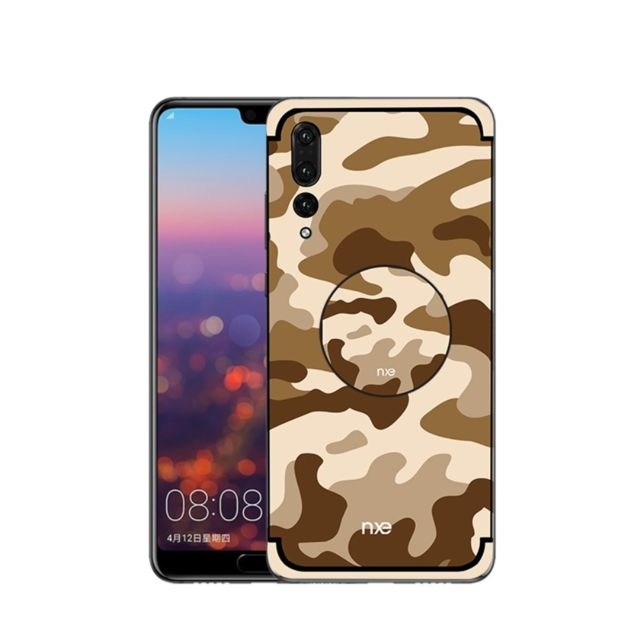 coque huawei p20 pro camouflage