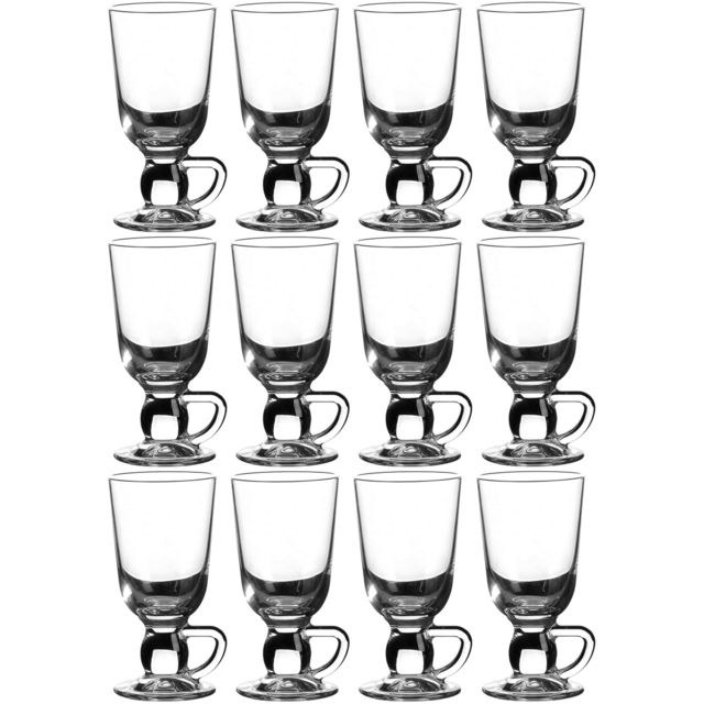 promobo set 12 verre a cocktail tasse caf id al irish coffee th cappuccino boissons frapp s. Black Bedroom Furniture Sets. Home Design Ideas