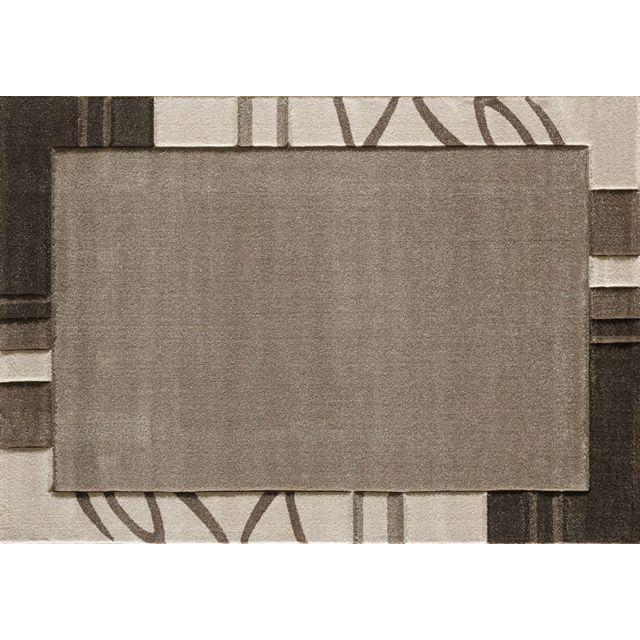 MENZZO Tapis rectangulaire Sumatra Sigma Beige 120x170cm