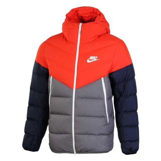la moitié 5722b 89aa2 Nike - Doudoune Windrunner Down Fill - Ao8911-634 - pas cher ...
