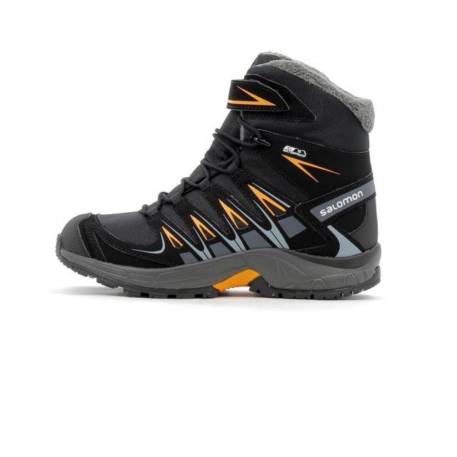 Salomon Chaussures de randonnée Xa Pro 3D Winter Ts Cswp J