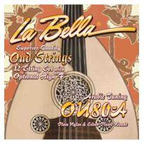 Labella - Ou80A - jeu de cordes Oud accordage arabe