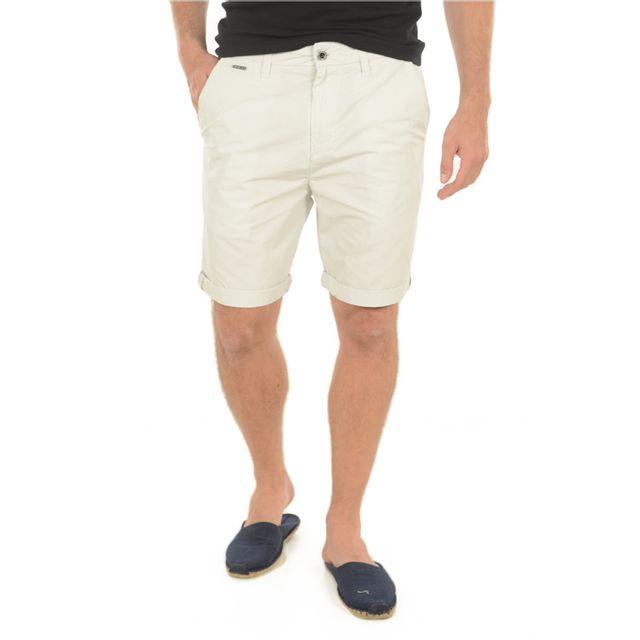 Cher Bermuda M72d14 Guess Pas Jeans Vente Short Achat Coton XZxA1