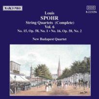 Marco Polo - Quatuor À Cordes Op58 N°1 & 2 - Cd