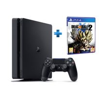 Pack Nouvelle PS4 500GO + Dragon Ball Xenoverse 2