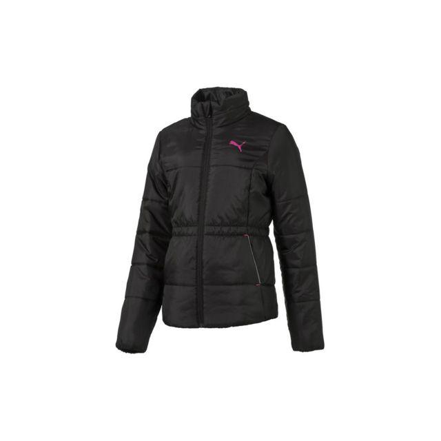 01 Vente Noir Pas Achat Ess Jacket Cher Puma 838696 Padded Z1vxIWUgR