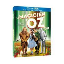 Warner Home Video - Le Magicien d'Oz Combo Blu-Ray 3D Edition 75ème Anniversaire