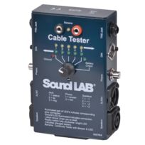 Soundlab - Testeur de Câble Go27EA Indicateur à Led