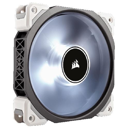 Ventilateur à lévitation magnétique ML120 Pro LED Corsair Blanc