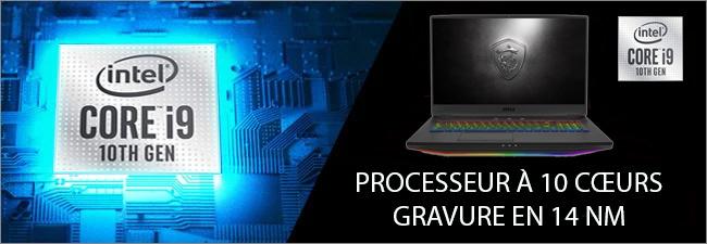 MSI - Processeur Intel Core i9 10th