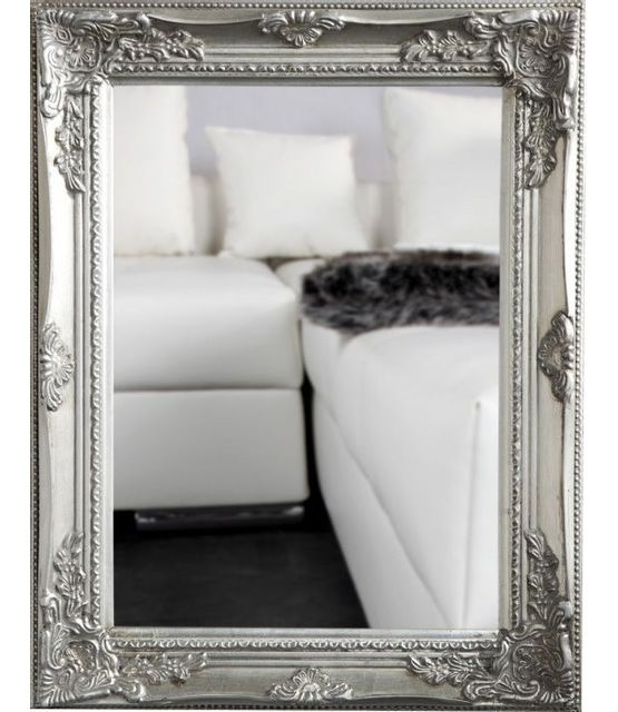 d coration miroir argent. Black Bedroom Furniture Sets. Home Design Ideas