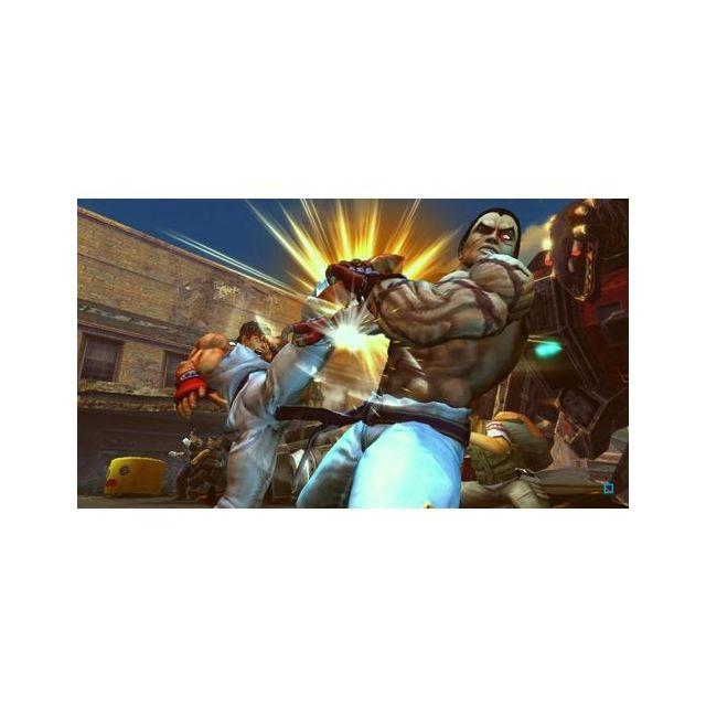 Capcom - Street Fighter X Tekken - Edition Spéciale