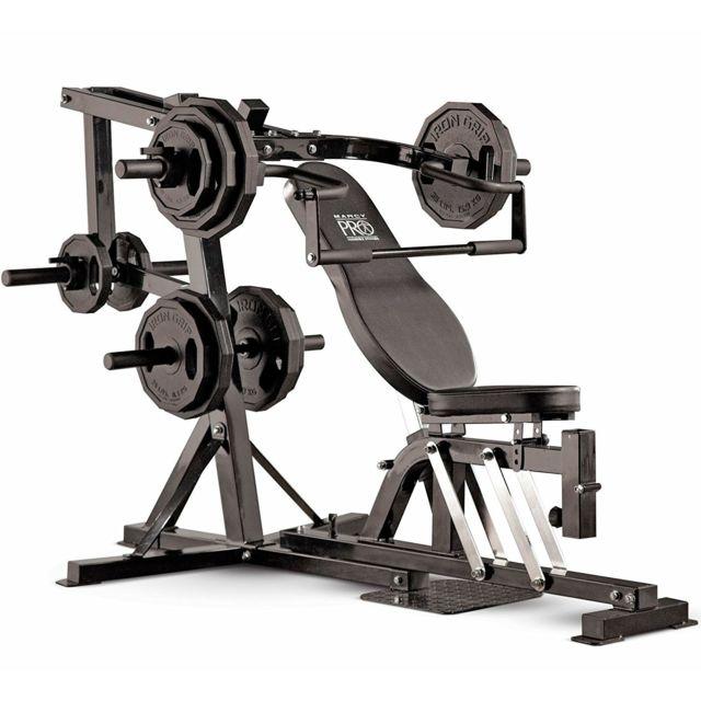 banc de musculation semi pro