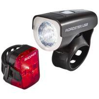 Sigma Sport - Roadster/Nugget - Set de lampes - noir
