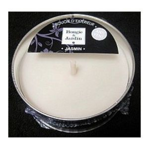 abcandle bougie parfum e jasmin 8 heures pas cher achat vente bougies rueducommerce. Black Bedroom Furniture Sets. Home Design Ideas