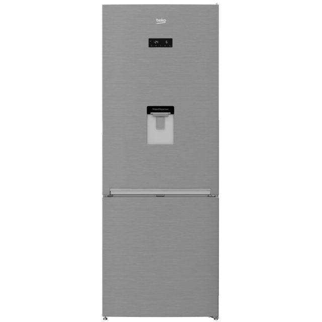 beko combin frigo cong lateur rcne 520 e 30 dzxp achat. Black Bedroom Furniture Sets. Home Design Ideas