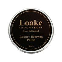 Loake - Black Luxury Beeswax Polish