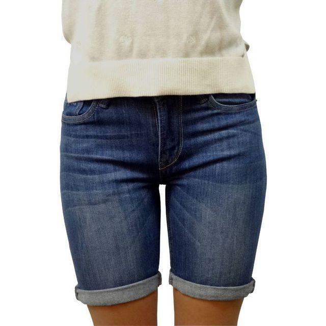 a1a08318d0 Pepe Jeans - Short jean poppy femme Bleu - Taille unique - pas cher ...