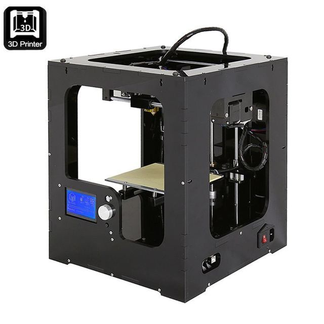 Yonis Imprimante 3D Metal Haute Précision Lcd Pla Abs Windows Mac Ios Linux