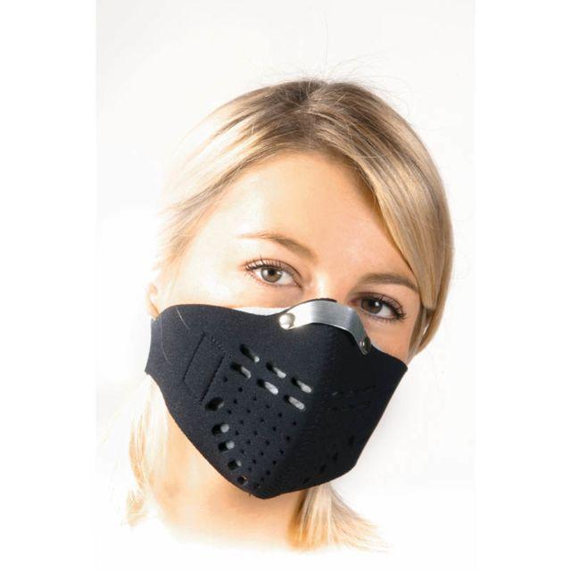 masque anti pollution noir pas cher