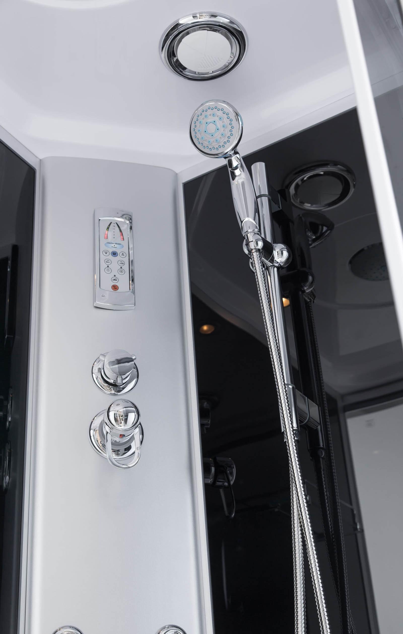 Soldes concept usine douche baln o luxe organtina 6 - Douche a jet massage ...