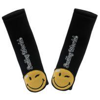 Smiley - 2 fourreaux de ceinture